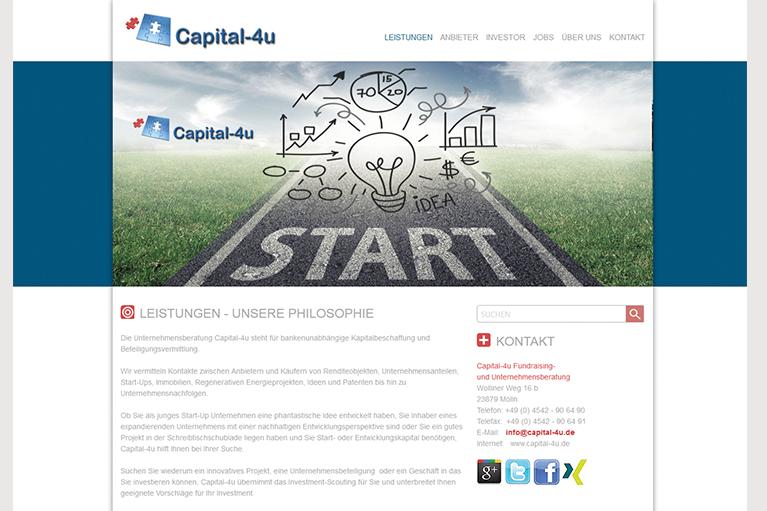 Capital-4u steht zum Verkauf