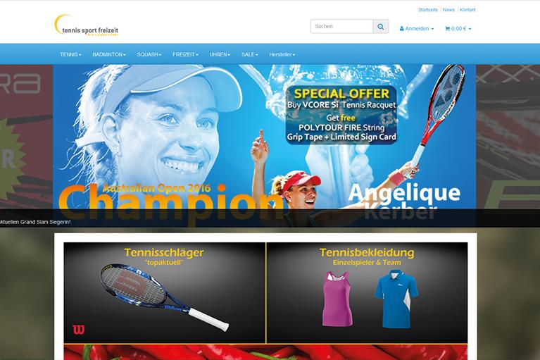 Tennis-Sport-Freizeit.de