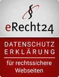 eRecht24-Siegel - Partnerlink